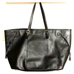 CYNTHIA ROWLEY Leather Tote
